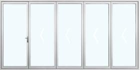 Folding Patio Doors Cascade Windows